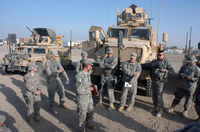 Guard equipment to return from Iraq, Congress told