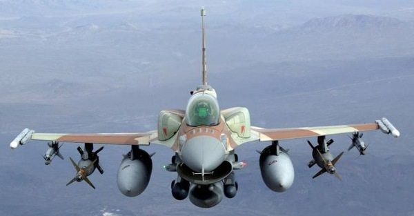 Israel's F-16I Fighter Squadrons Retur...