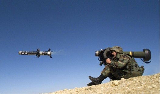 Indonesia Requests Javelin Missiles