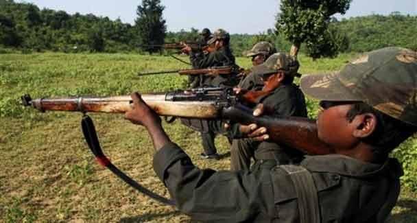 Maoist rebels kill four troops in Indi...