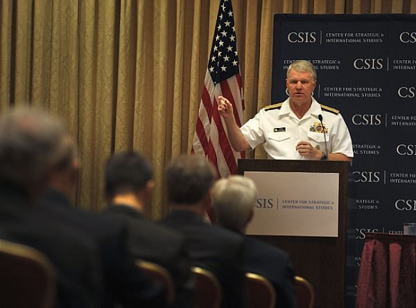 Navy Moves to Meet Information Age Challenges
