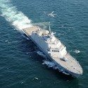 BAE to Build Gun Systems for Littoral Combat Ships