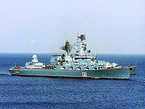 Russian warship to continue escorting vessels off Somalia