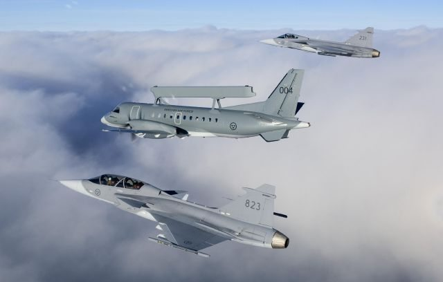 SAAB Unveils Thai Air Defence Solutions