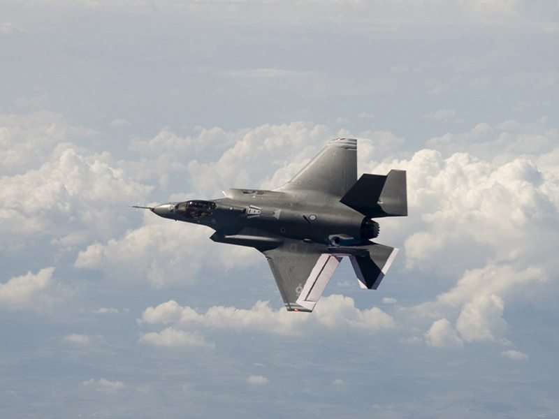 Adjustments Put F-35 on Track, Program...
