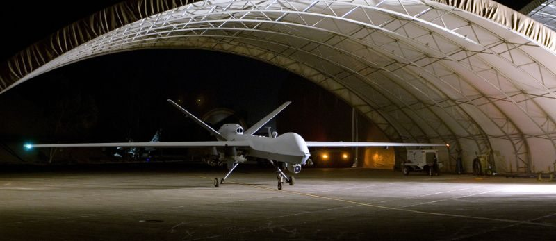 Unmanned aircraft crews strive to support warfighters