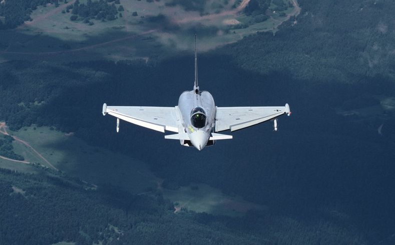 Eurofighter Typhoon: The Perfect Solution for Poland