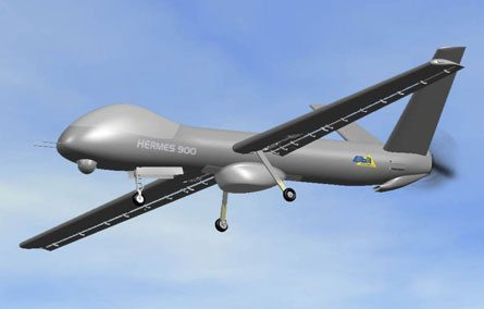 Elbit Systems to Supply Hermes 900 UAS...