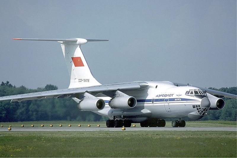 Upgraded Il-76 Plane to Make Maiden Fl...