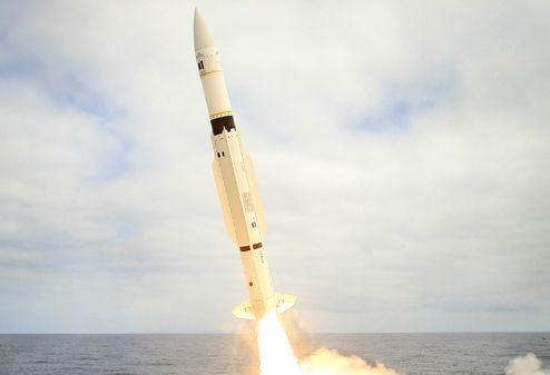 US Navy deploys Standard Missile-6 for...