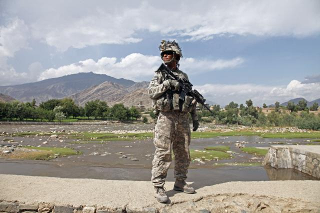 Officials announce first Afghanistan surge units