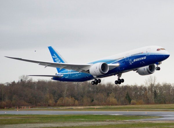 Boeing Delivers First South Carolina-B...