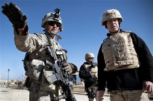 Afghan Insurgency More Pervasive, Mullen Says