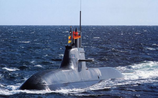 Northrop Navigation Systems for Italian Navy Submarines