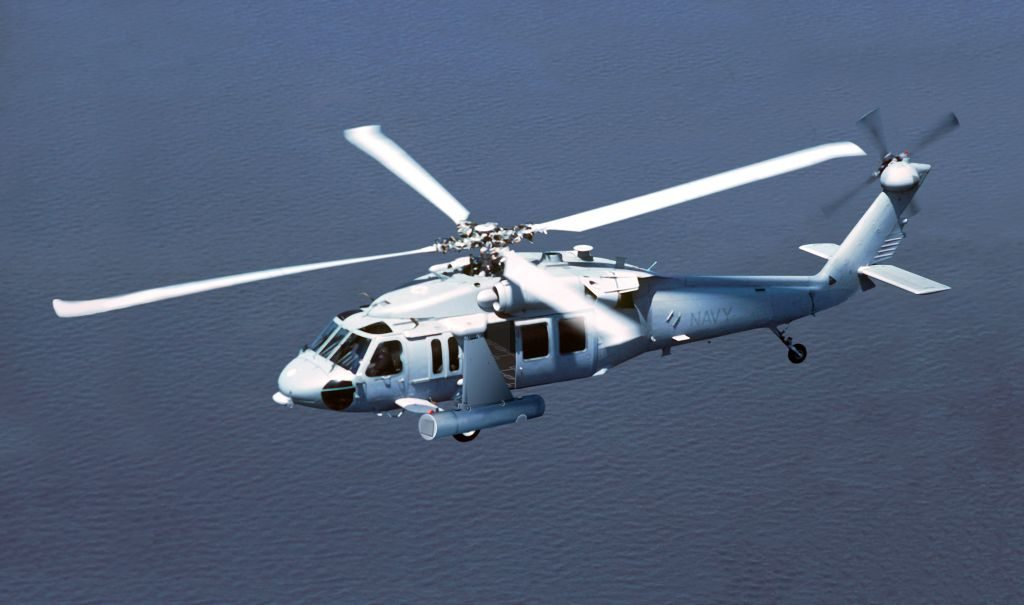 Japan Buys Helicopter Laser Mine Detec...