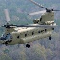 CH-47D Chinook Helicopters Resume Flying Operations
