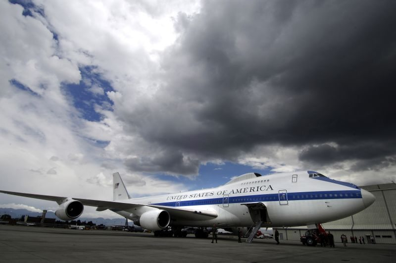 E-4 commemorates 35 years on alert