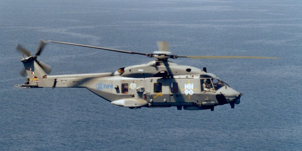 Elicottero Nh90 : Norway takes delivery of a new nh nfh at defencetalk
