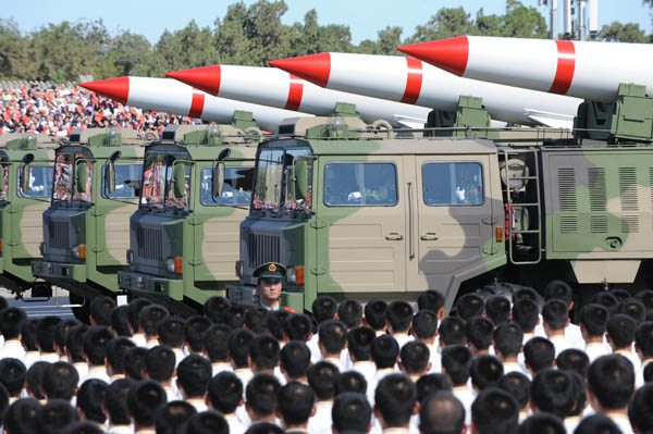 US Sees China Missile Launch As Test o...