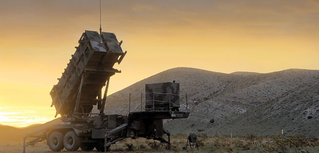 Additional Raytheon Patriot Missile Sy...