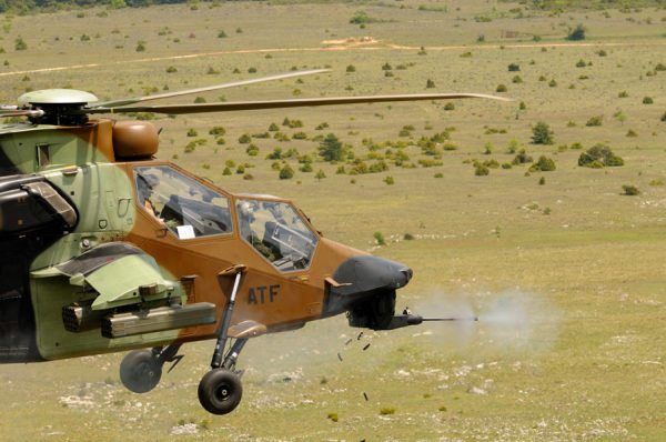 Australia to Upgrade Tiger Helicopters