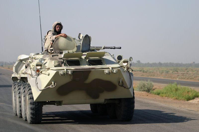 Billion-Pound Upgrade to Armoured Vehi...