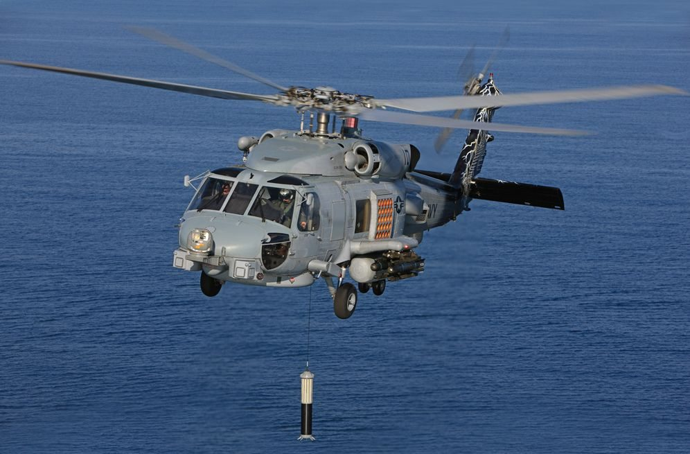 Lockheed Wins Navy Contract for MH-60R...