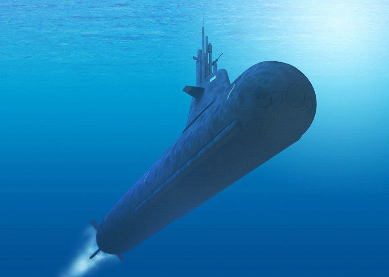 Sweden Launches Next-Generation Submarine Project