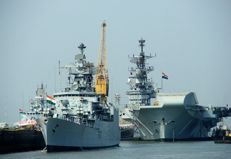 India launches naval exercise off Andamans