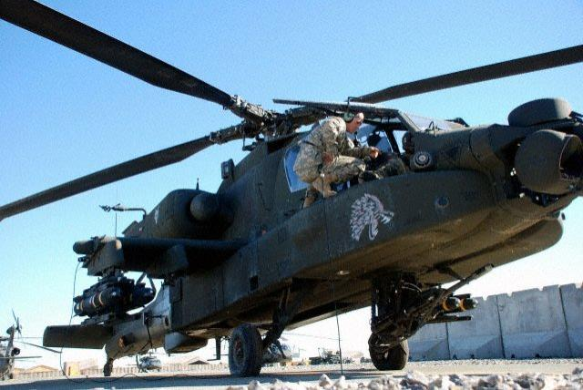 Technology gives Apache block III more lift, capability, landing ability