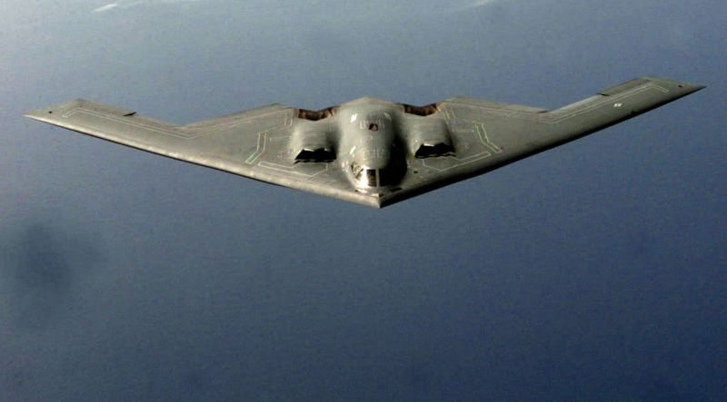 B-2 Bomber Returns to Active Duty After Overhaul
