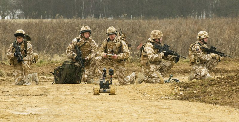 Op-Ed: The Technology Avalanche and the Future of War