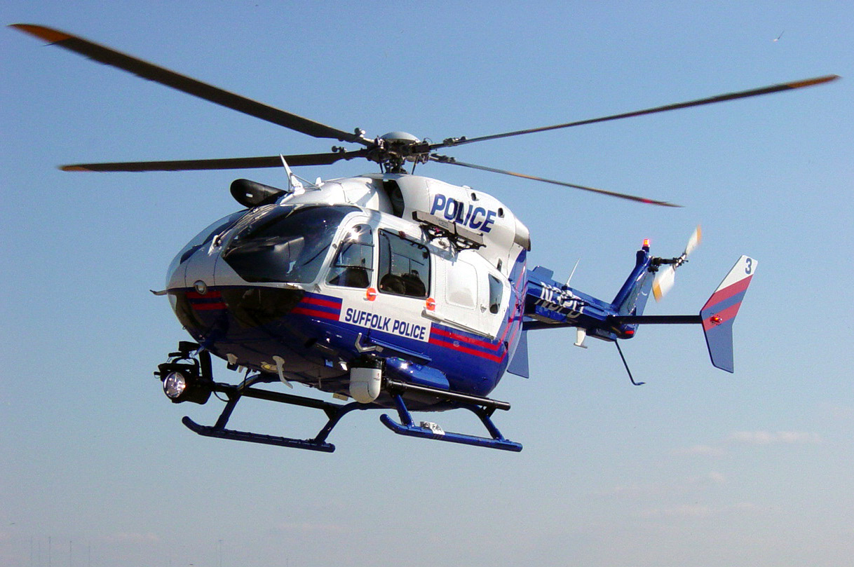 Eurocopter Delivers the First EC145 to...