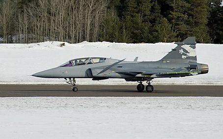 Gripens Guard Czech Air Space 365/24 f...