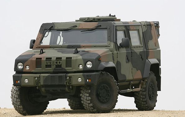 Iveco Delivers New-Gen Vehicles to Swi...