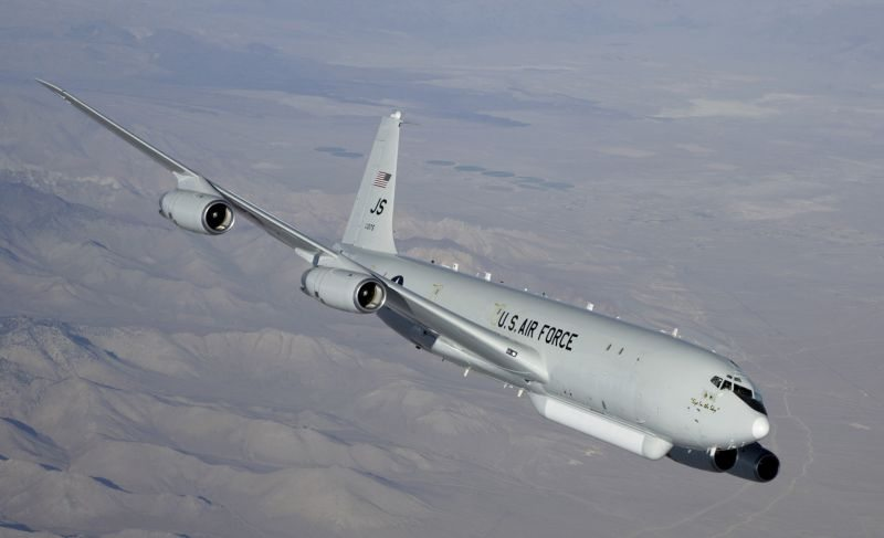 Northrop Joint STARS Completes Flight ...