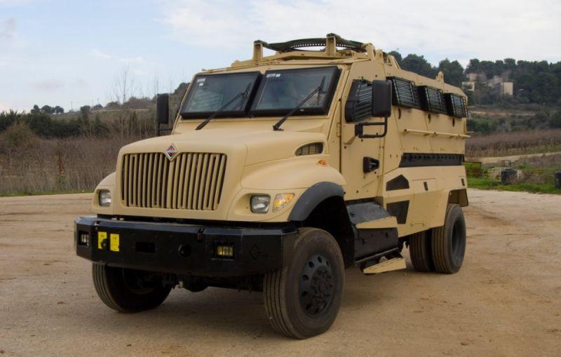 Navistar to Produce Additional MRAP Re...