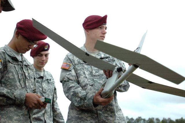 Army Approaches Million Unmanned Flying Hours