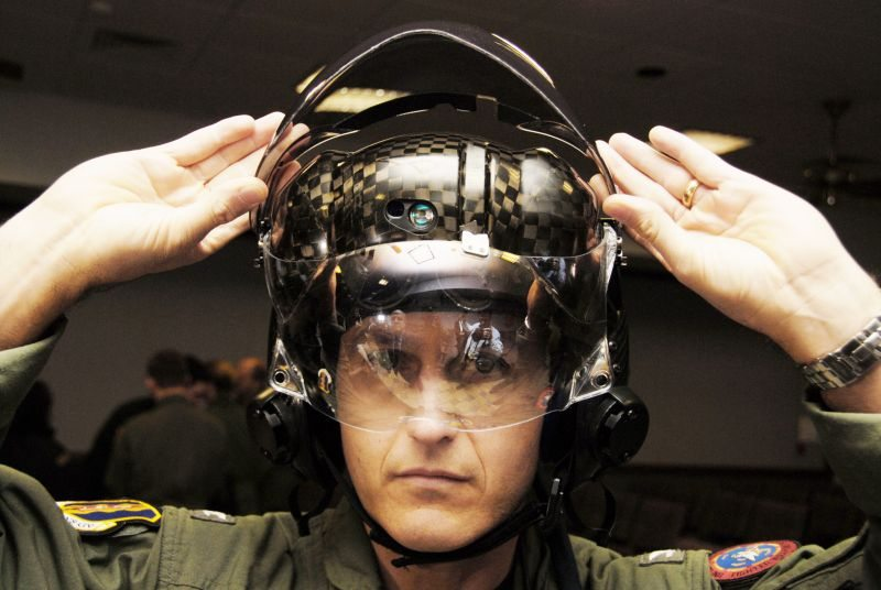 F-35 Helmet Delivered for Software Int...