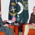 US, Pakistani Officials Discuss Military Relationship