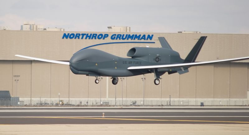 Global Hawk Expands Satellite Communic...