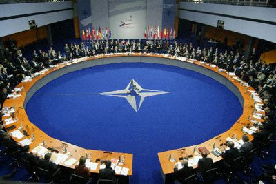 Secretary General Sets Stage for NATO ...
