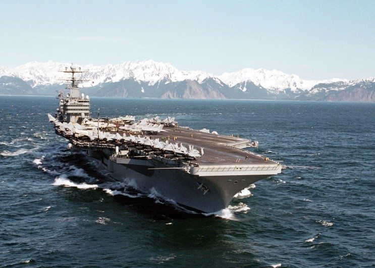 Lack of Funding Affects USS Lincoln Re...