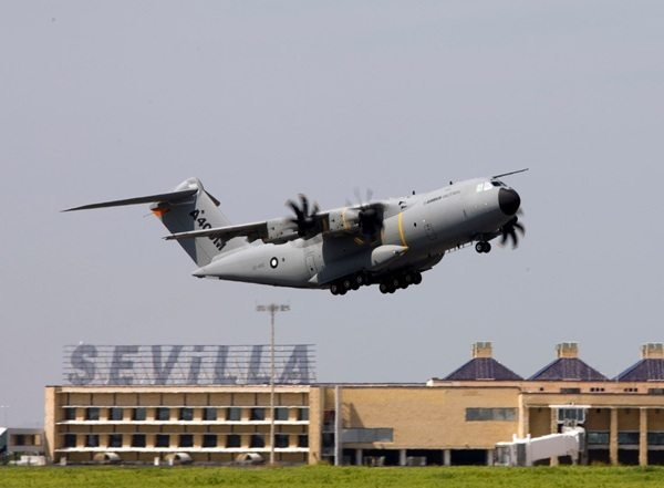 A400M Accident: Update Number 2