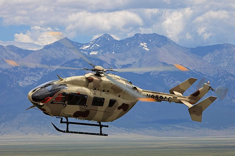 EADS to Build Armed Aerial Scout 72X Technology Demonstration Aircraft