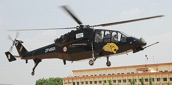 Maiden Flight of HAL's Light Combat Helicopter