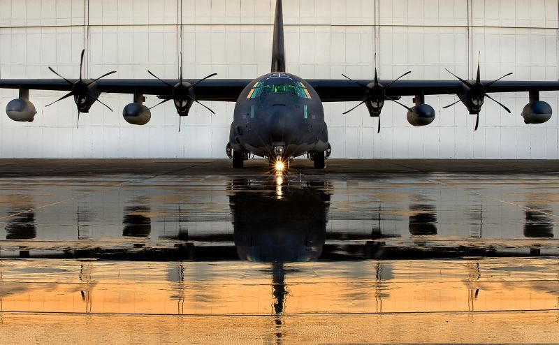 Lockheed Martin Delivers First HC-130J...