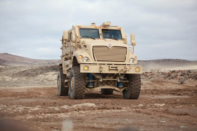 FP Meets With Potential Suppliers for Australia's $1 Bn Vehicle Contract