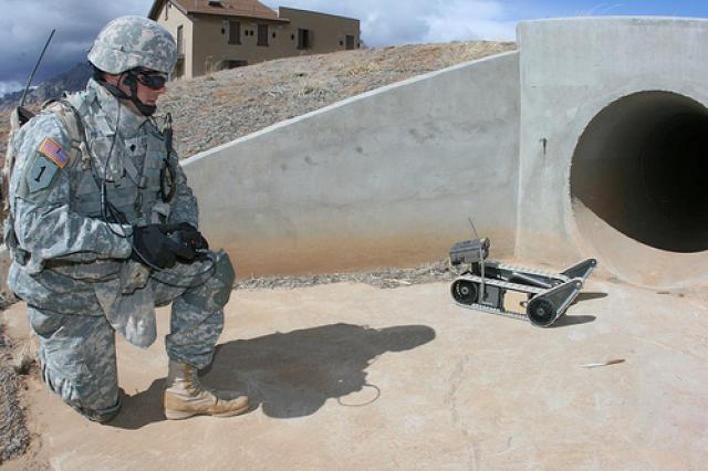 More Small Unmanned Ground Vehicles De...