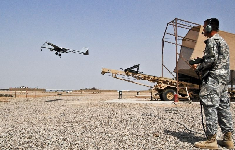 Shadow Hawk Munition Launched from Sha...